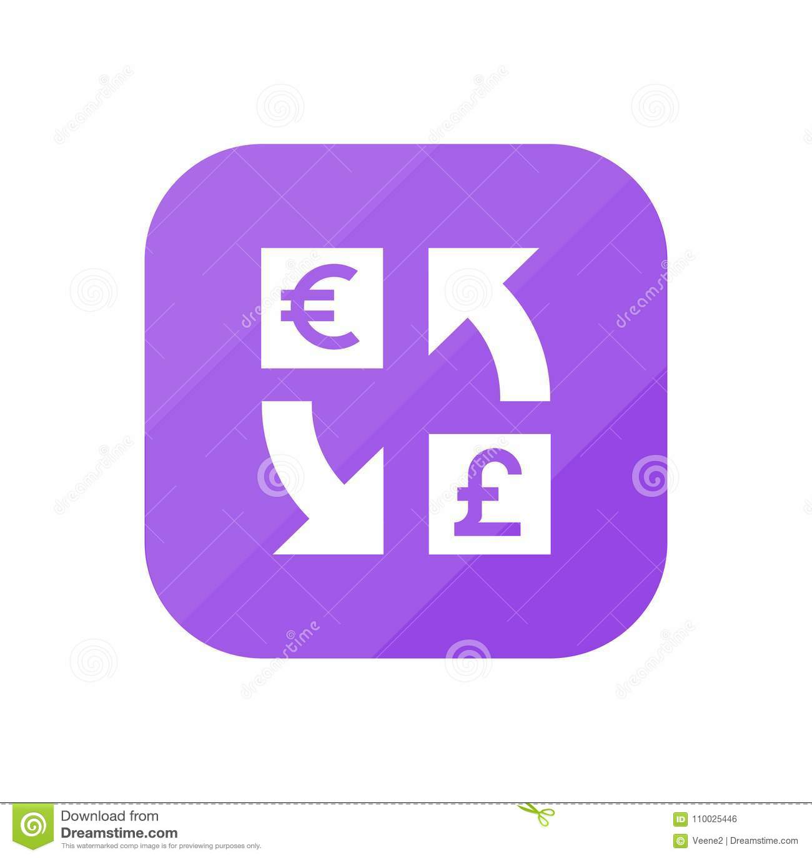 Te verpletteren euro - App Pictogram