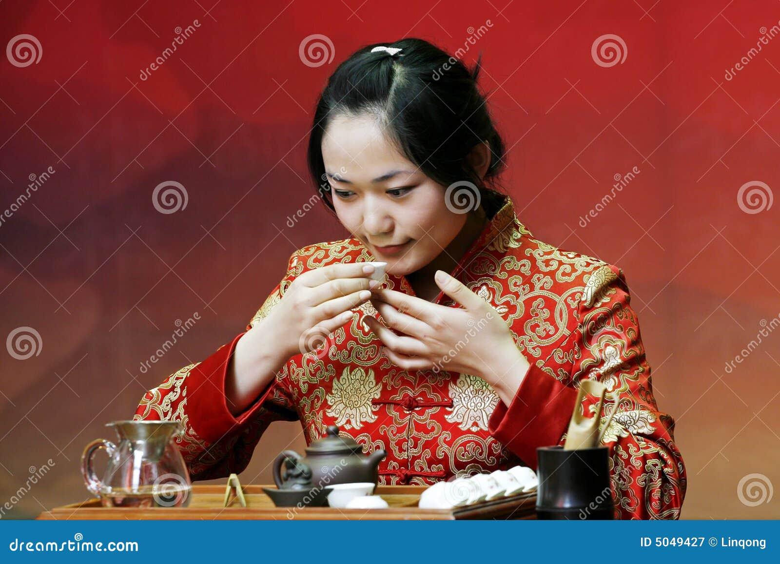 Tea Art Of China Royalty Free Stock Photography Image