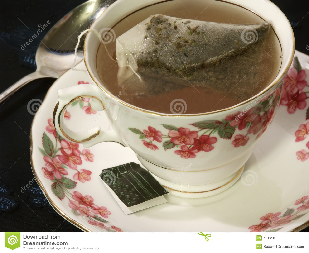 Steep tea bags