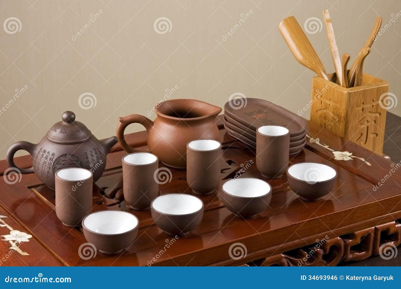 Tea Ceremony Royalty Free Stock Image Image 34693946