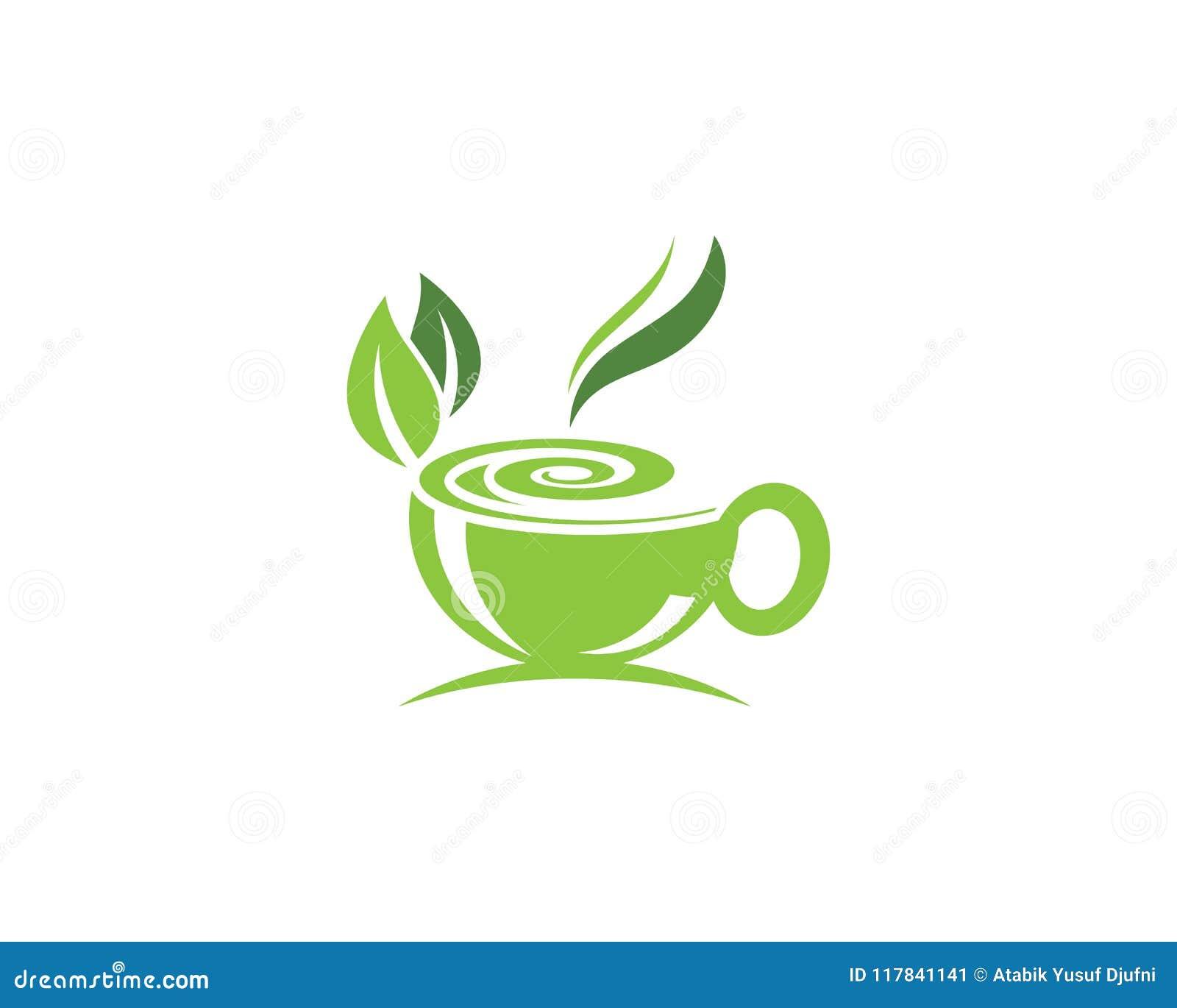 Tea cup logo template stock vector illustration of glass 117841141 tea cup logo template maxwellsz