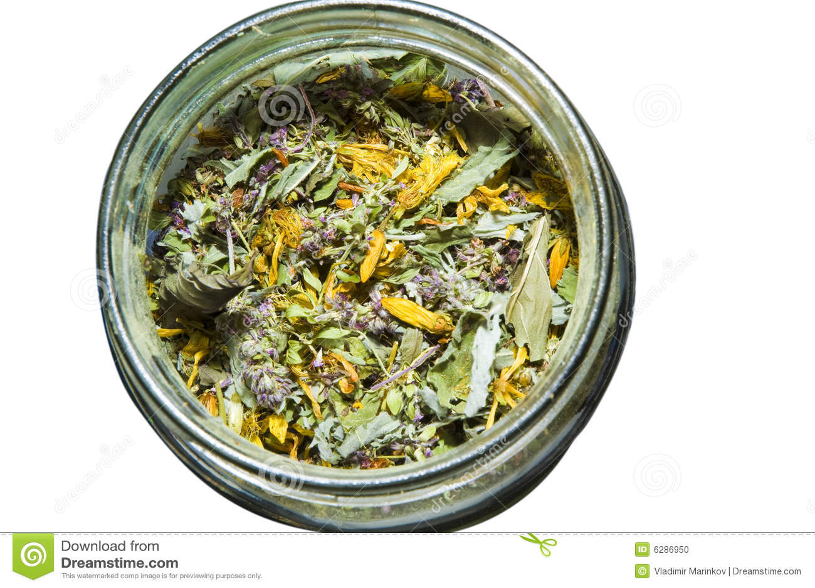 Tea in a Jar