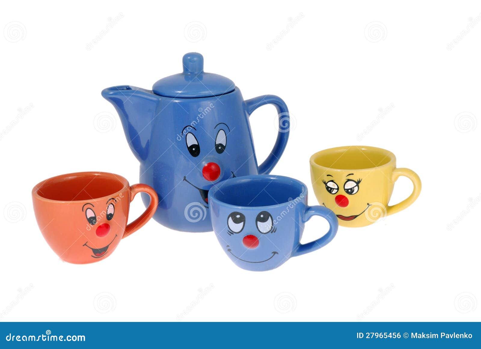tea mugs and coffee cups royalty free stock image image