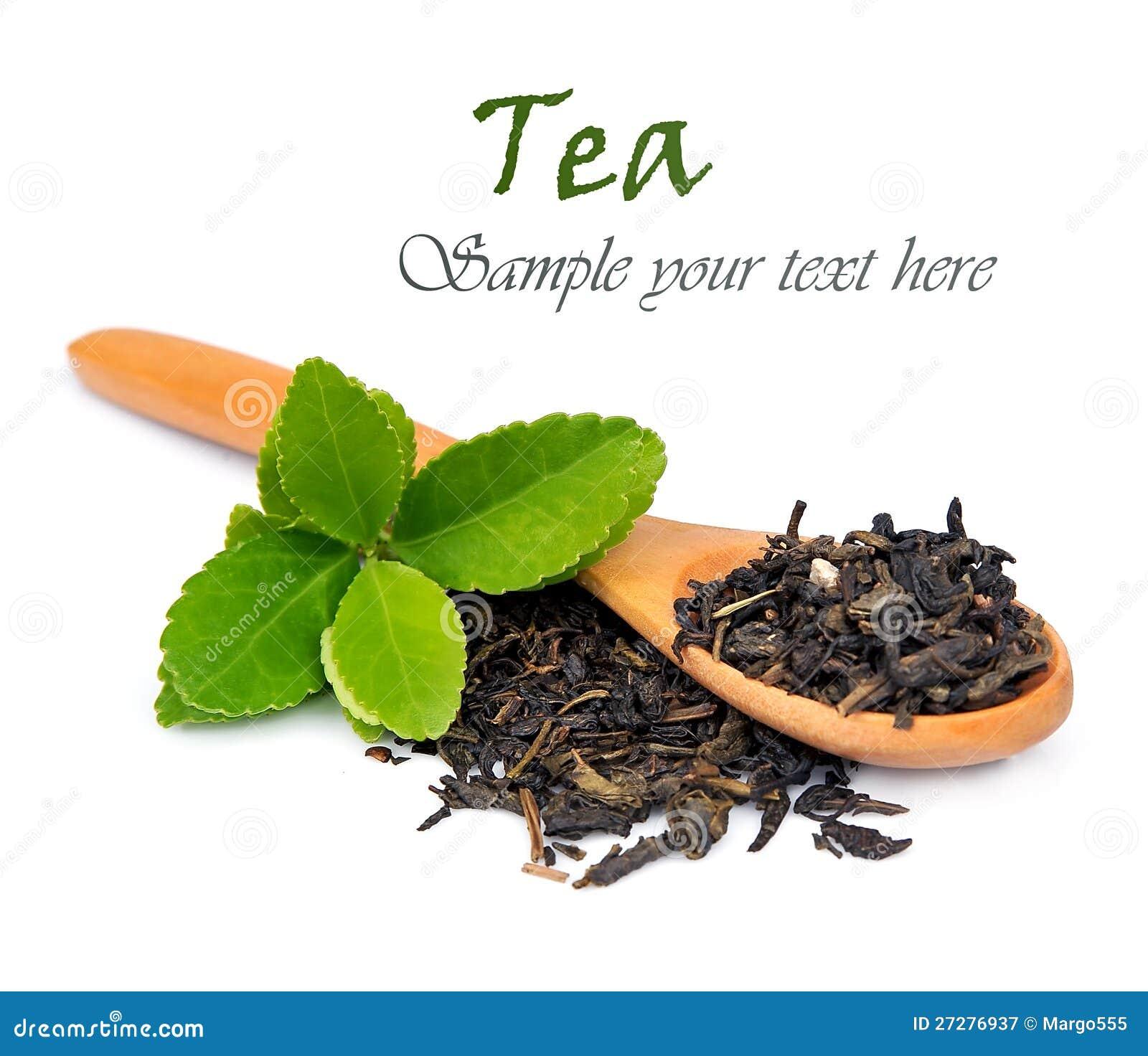 Tea och leaves