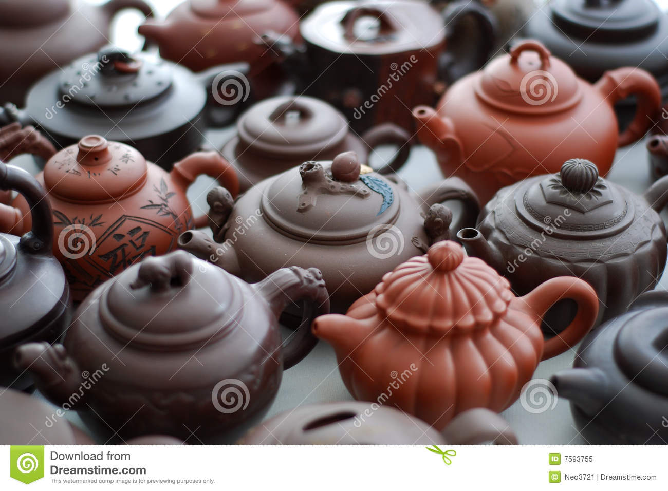 tea pot royalty free stock photo image 7593755