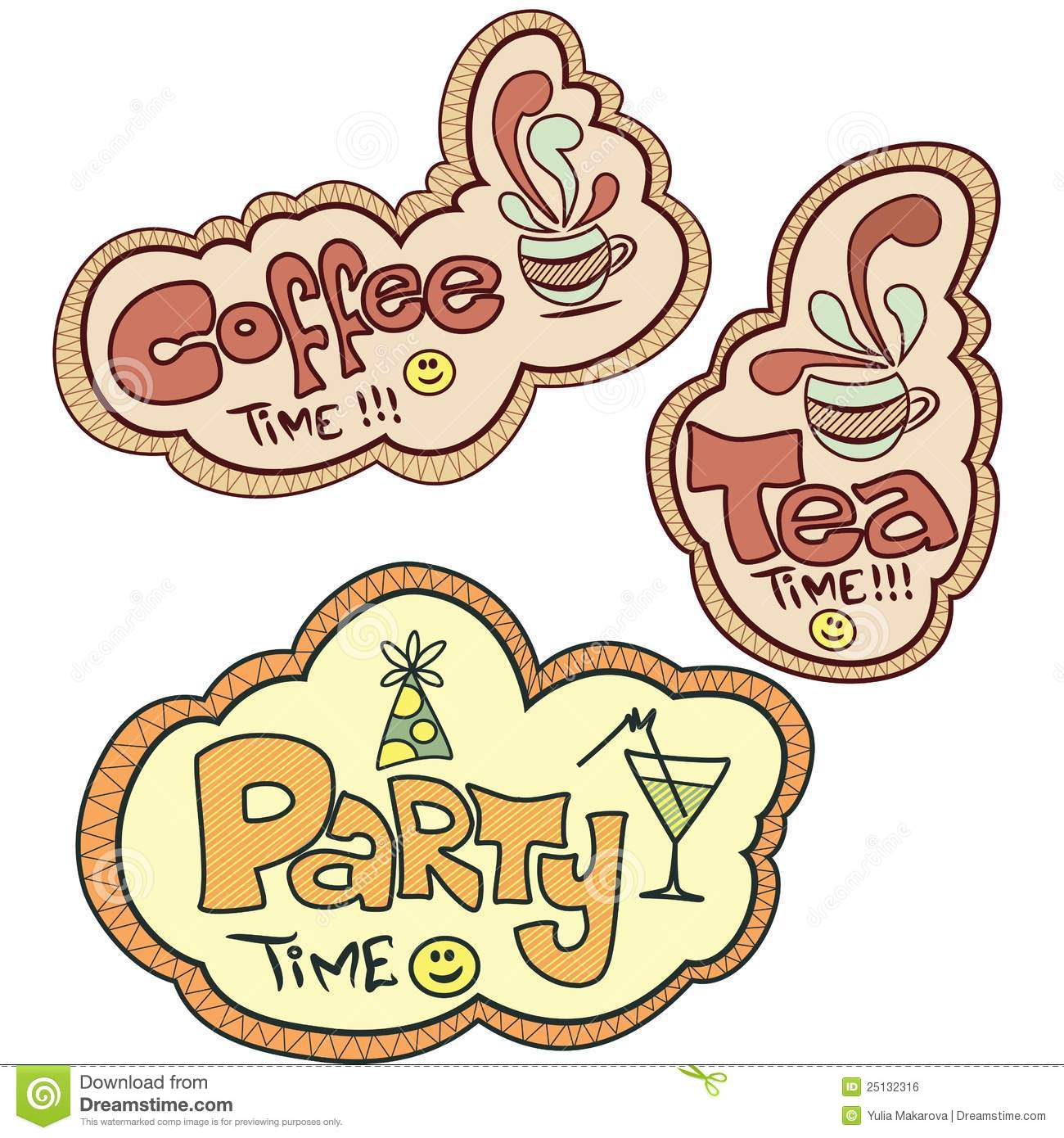 clipart coffee time - photo #10