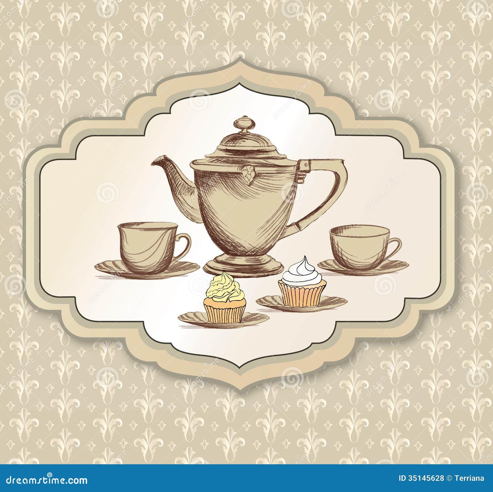 Чай винтаж