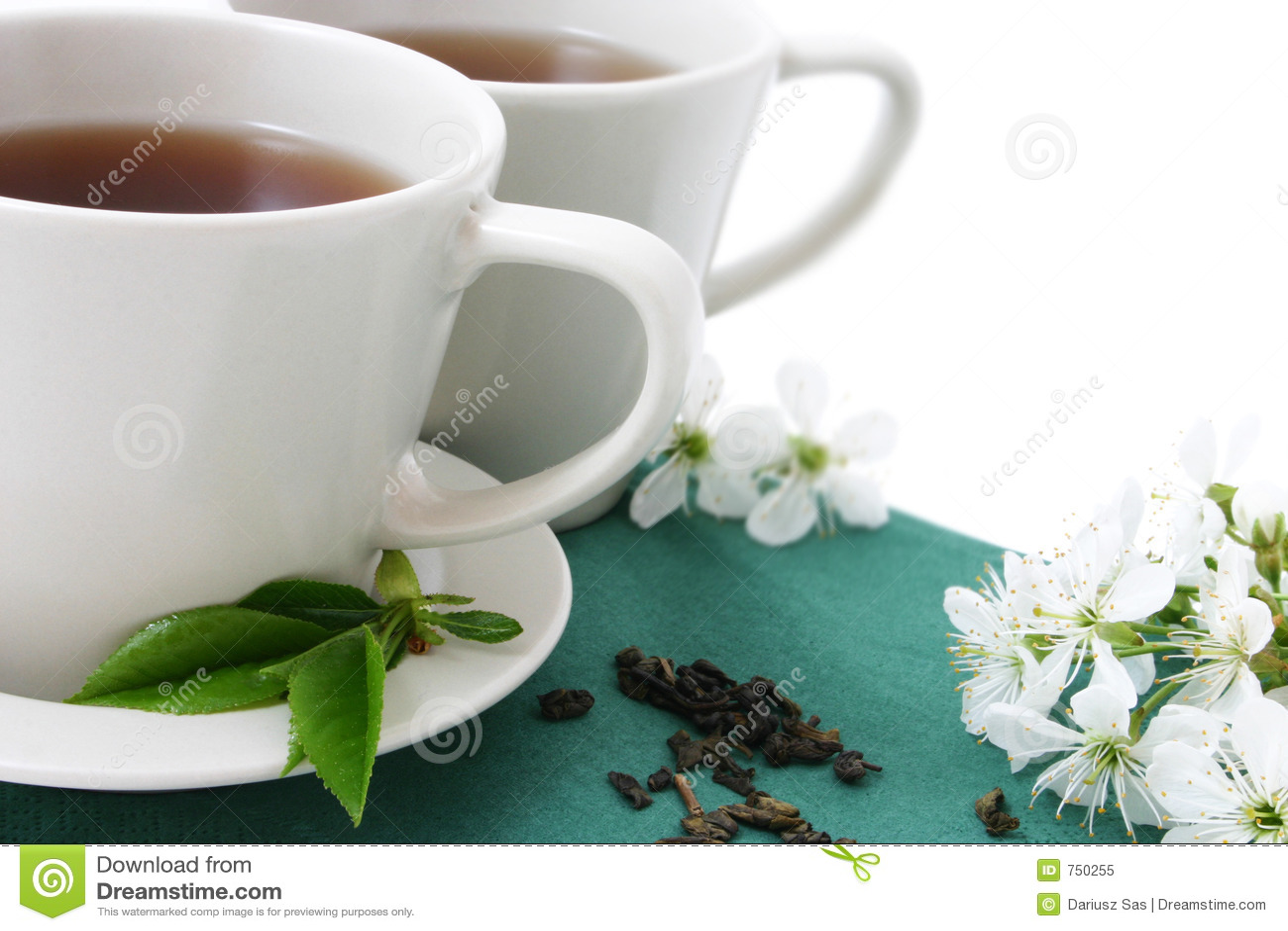 Tea två