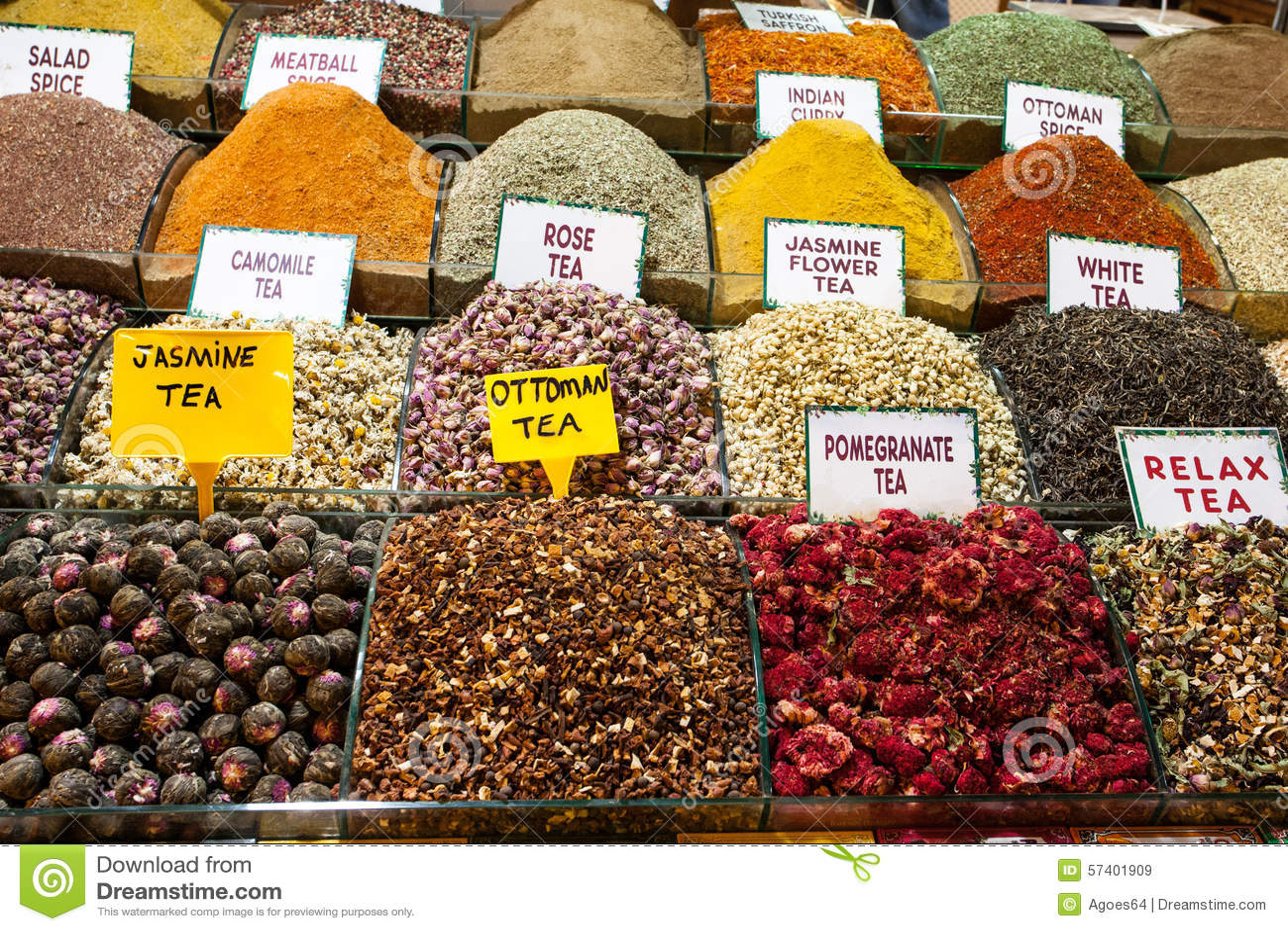 Tea variety stock photo image 57401909 royalty free stock photo dhlflorist Gallery