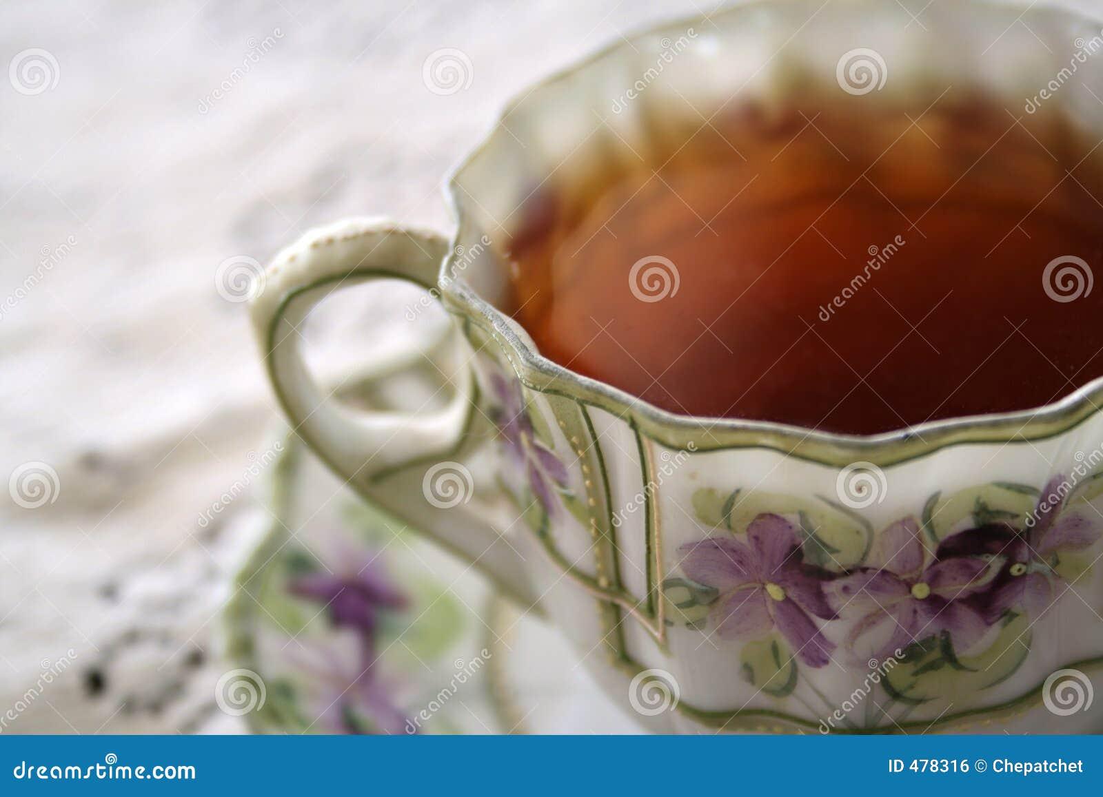 Tea violet 02
