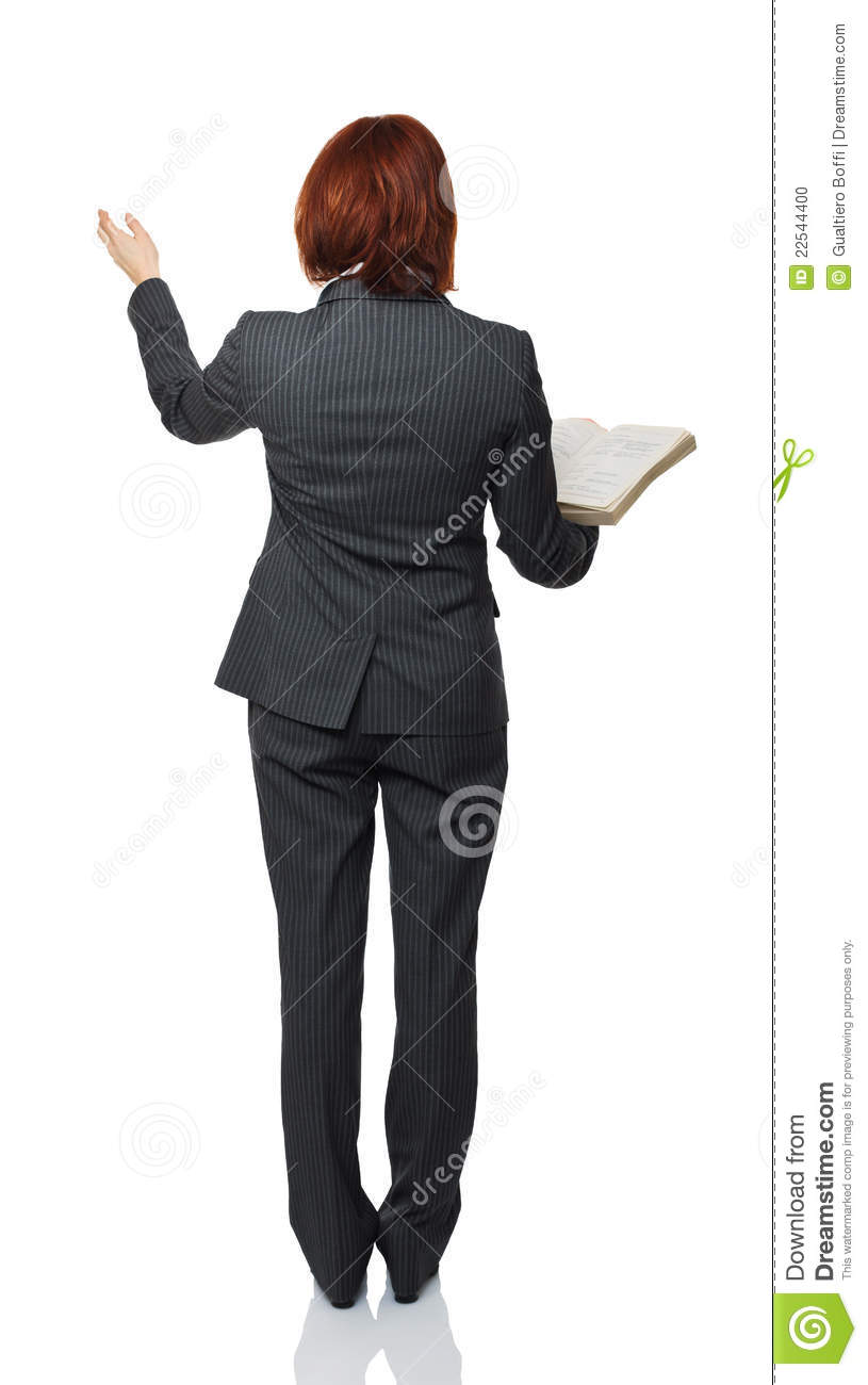 Http Www Dreamstime Com Stock Photo Teacher Back View Image22544400