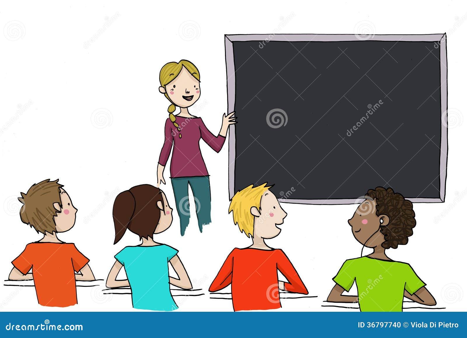 teacher at blackboard stock photo image 36797740 child listening to music clipart kid listening to music clipart
