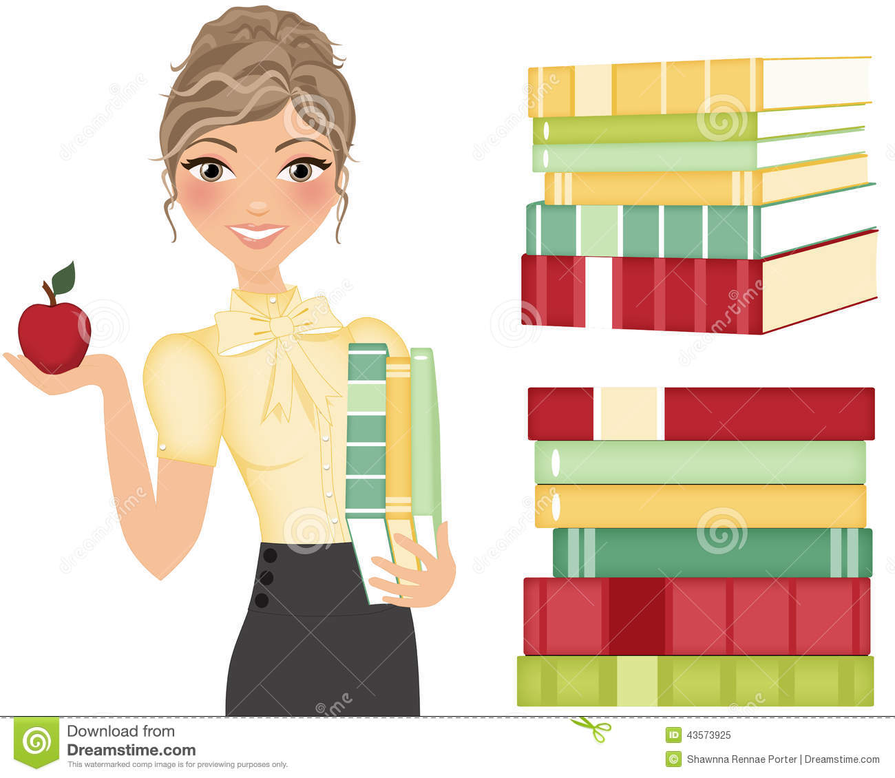 girl teacher clipart - photo #26