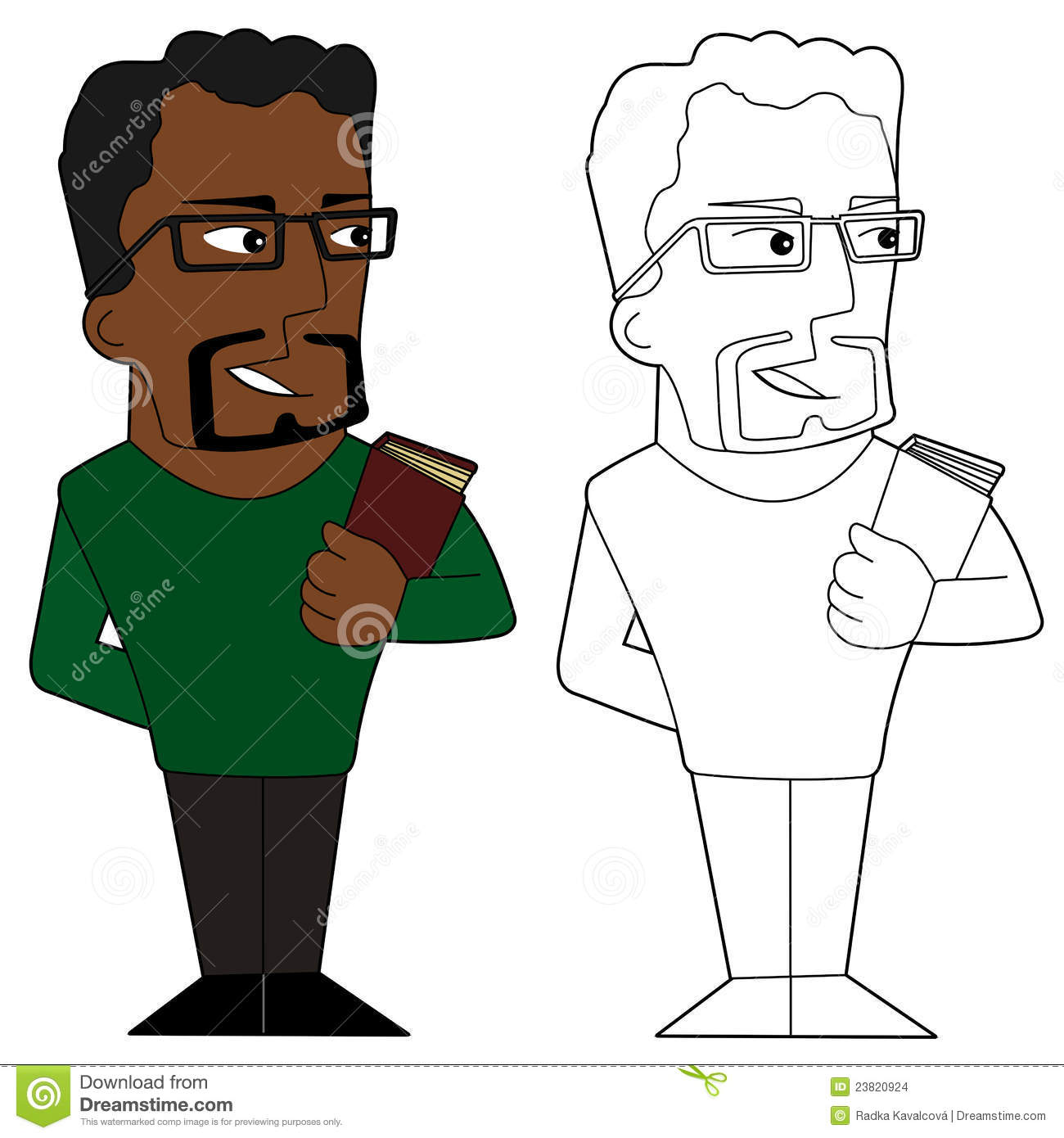 male teacher clipart - photo #12