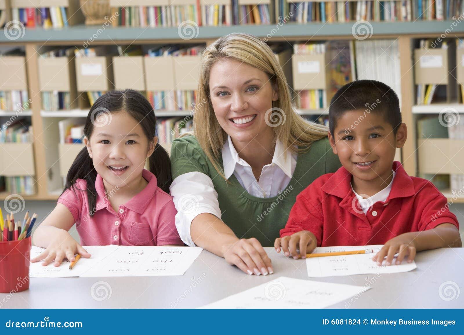 helping children write