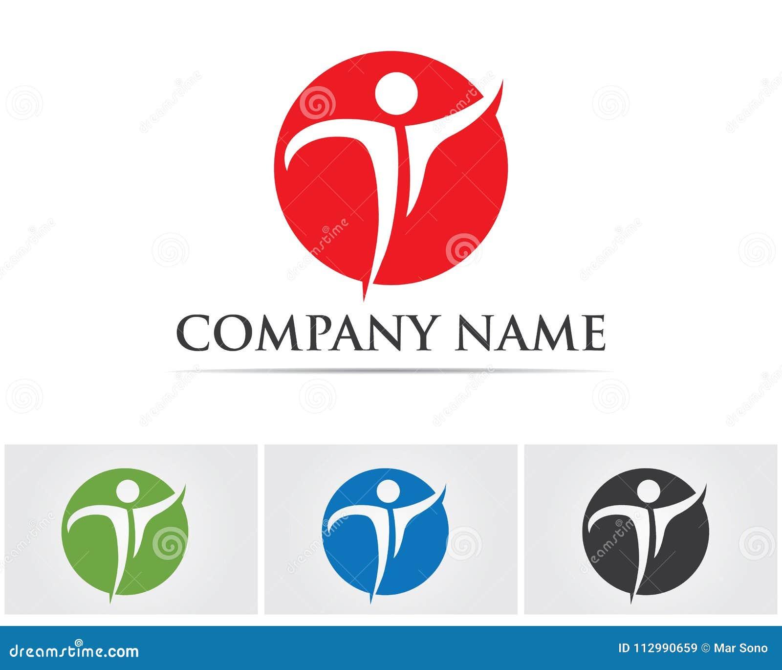 teacher people logo and symbols vector app..