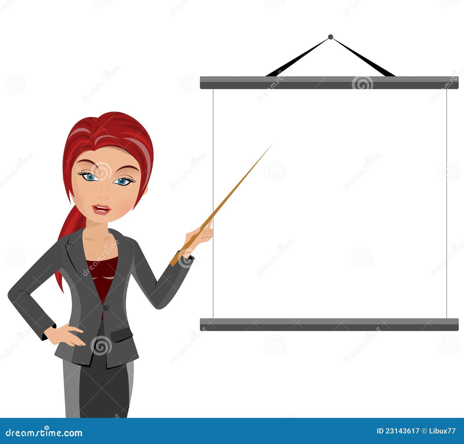 clipart woman teacher - photo #26