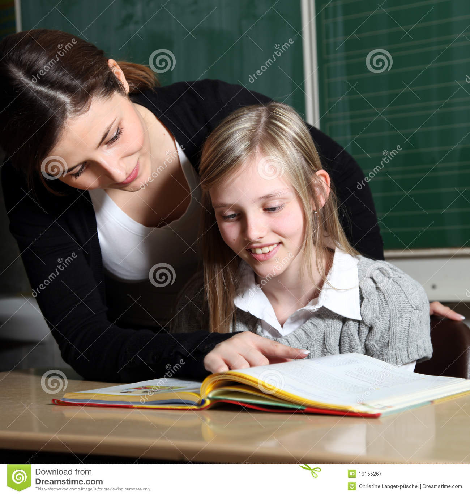 Teacher student ero