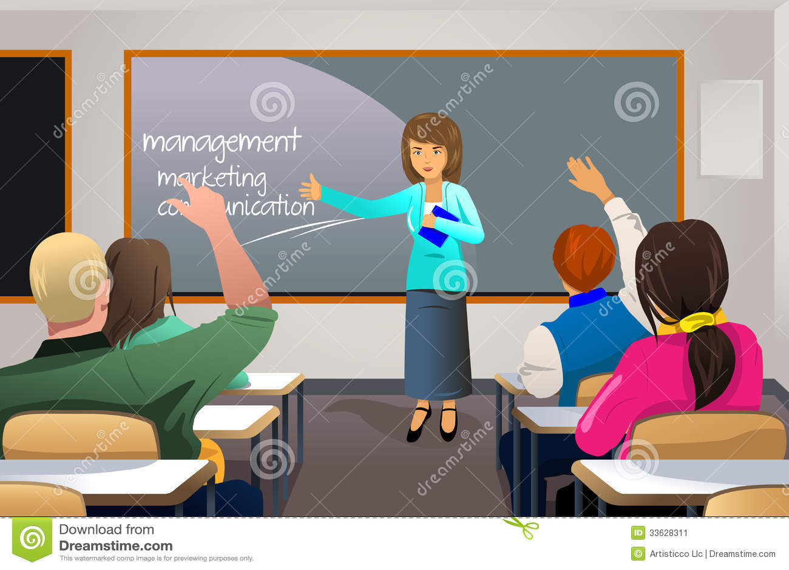 my personal desire as a teacher