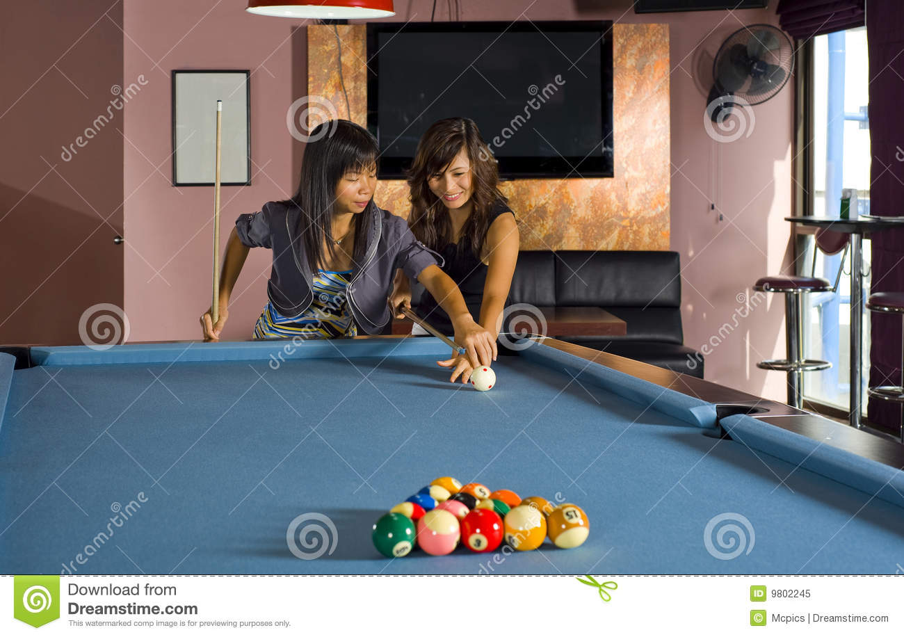 Teaching how to play pool stock image image of hold for Obi easy pool