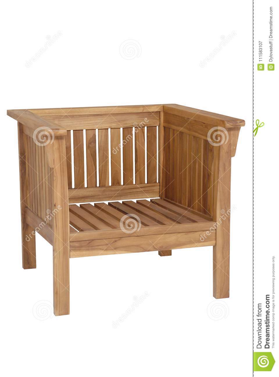 Teak Chair Garden Furniture, Garden Furniture, Teak Chair Stock ...