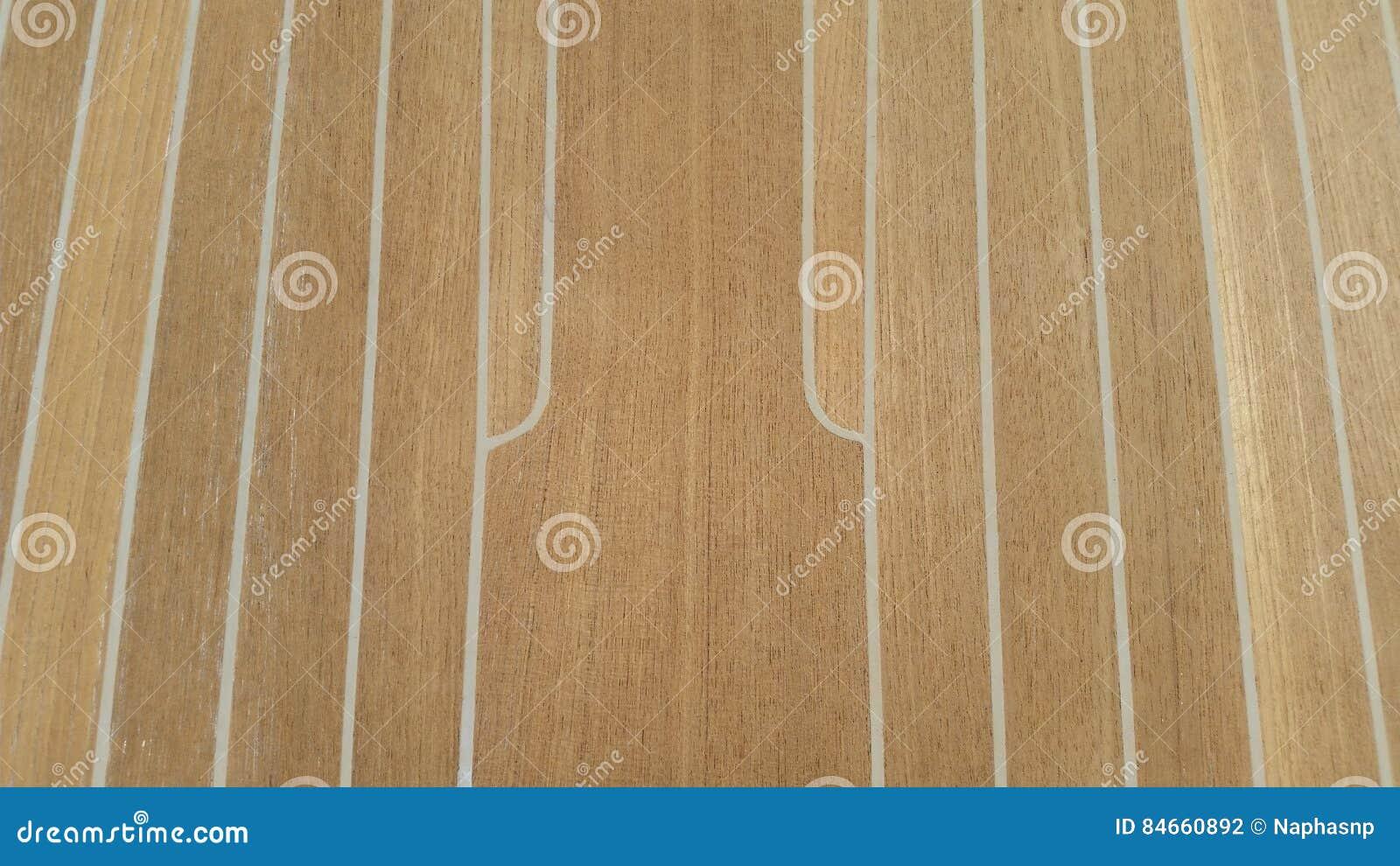 Teak deck texture background