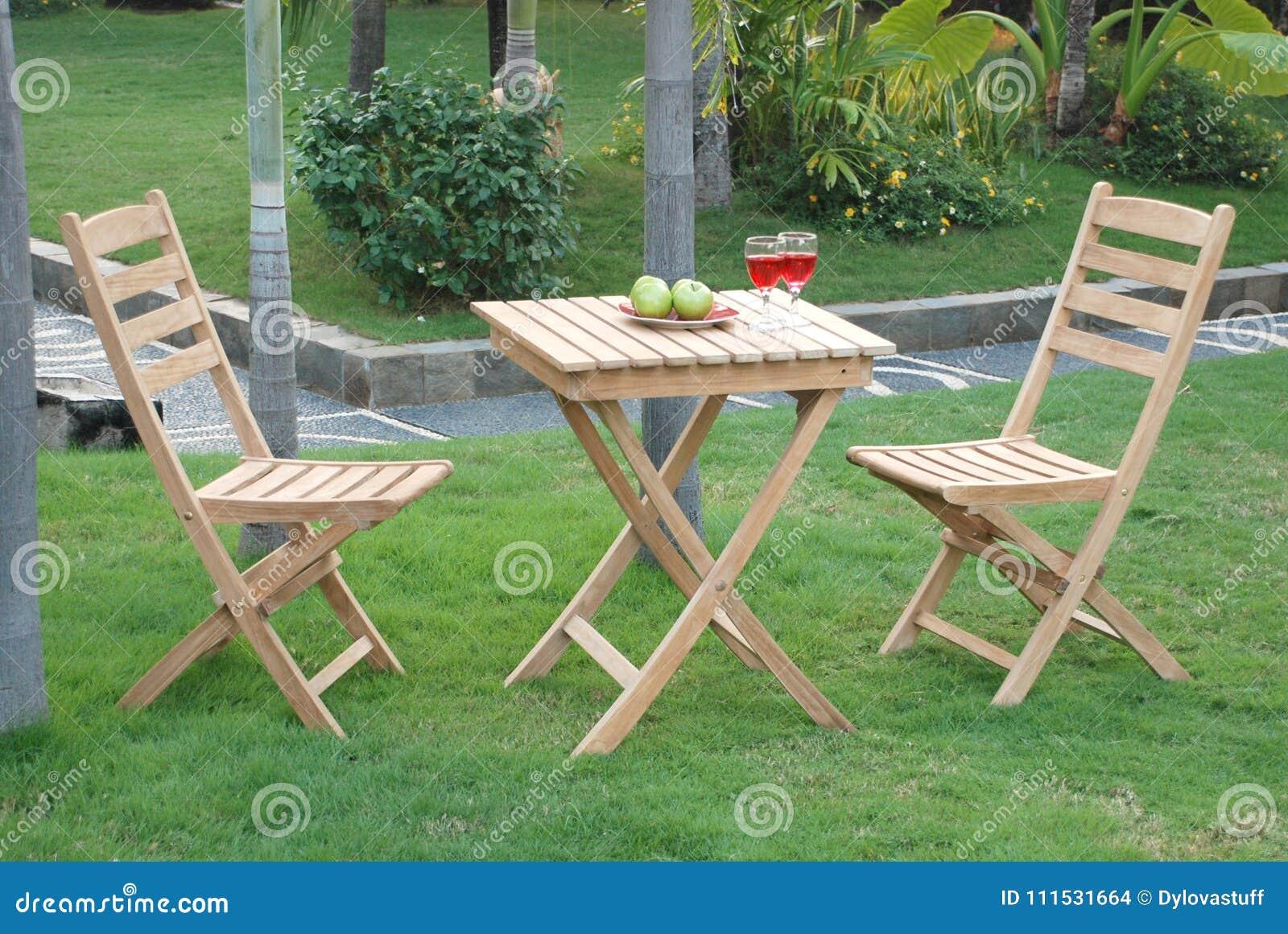 Super Teak Garden Furniture Out Door Teak Garden Stock Photo Ocoug Best Dining Table And Chair Ideas Images Ocougorg