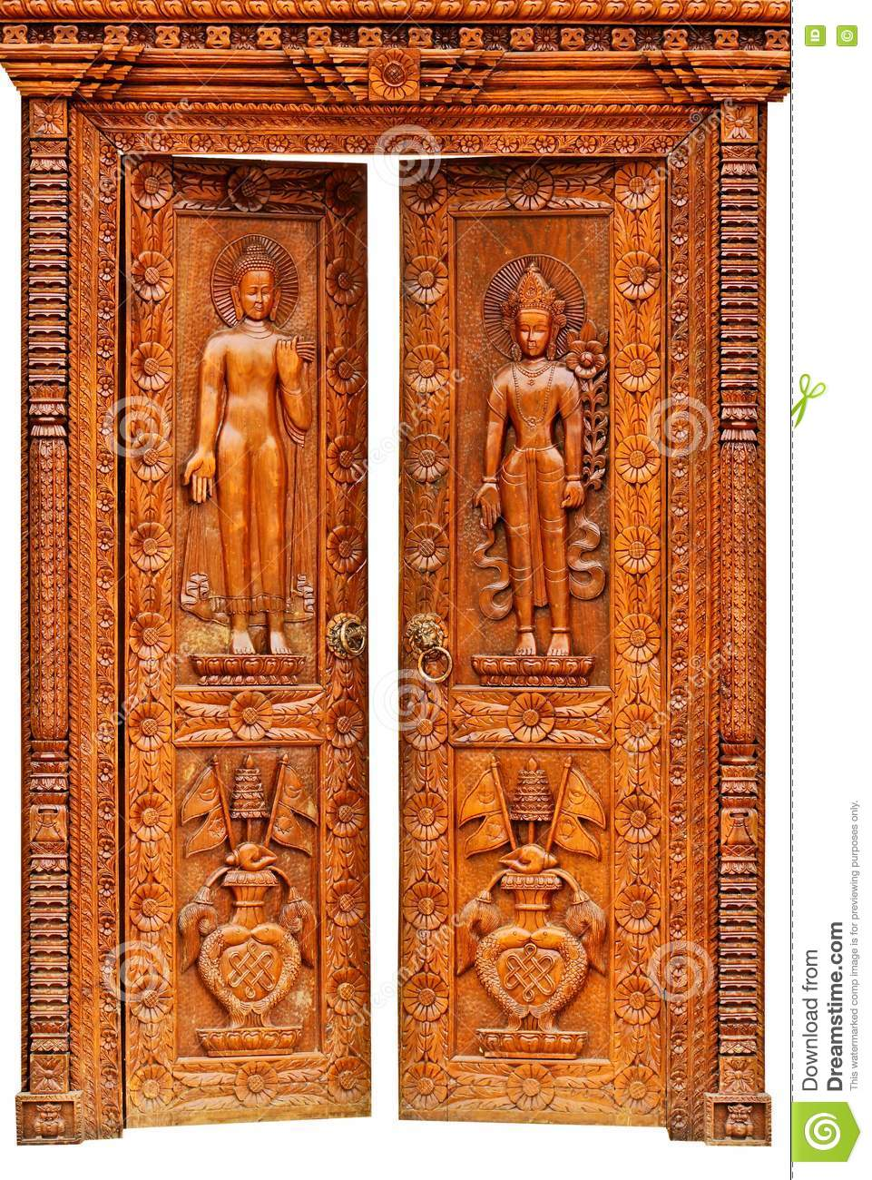 wood carving doors coloring pages - photo#19