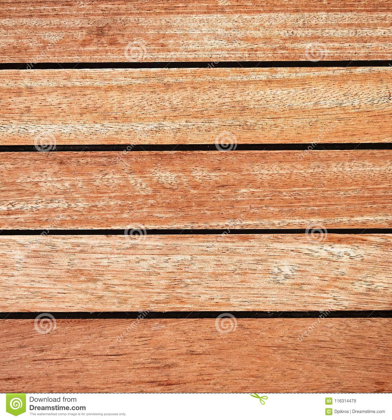 Teak Wood Deck, Brown Texture Background Stock Image - Image ...