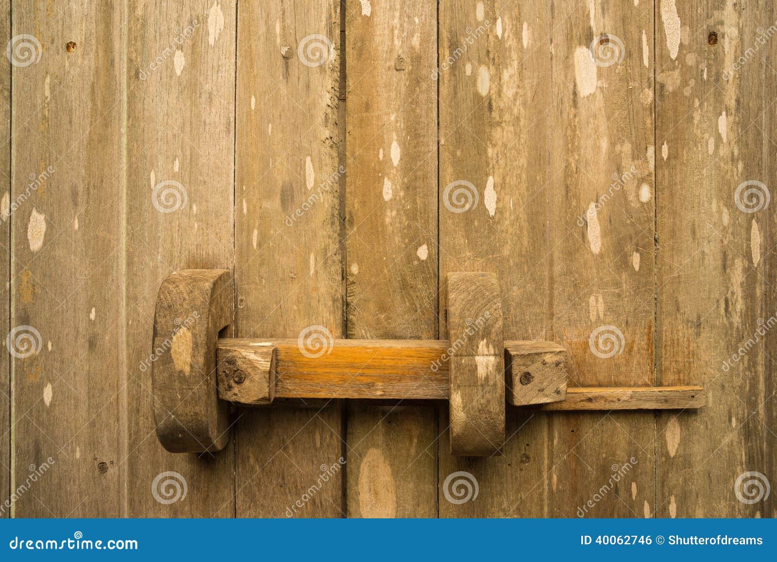 teak wood traditional door stock photo   image 40062746