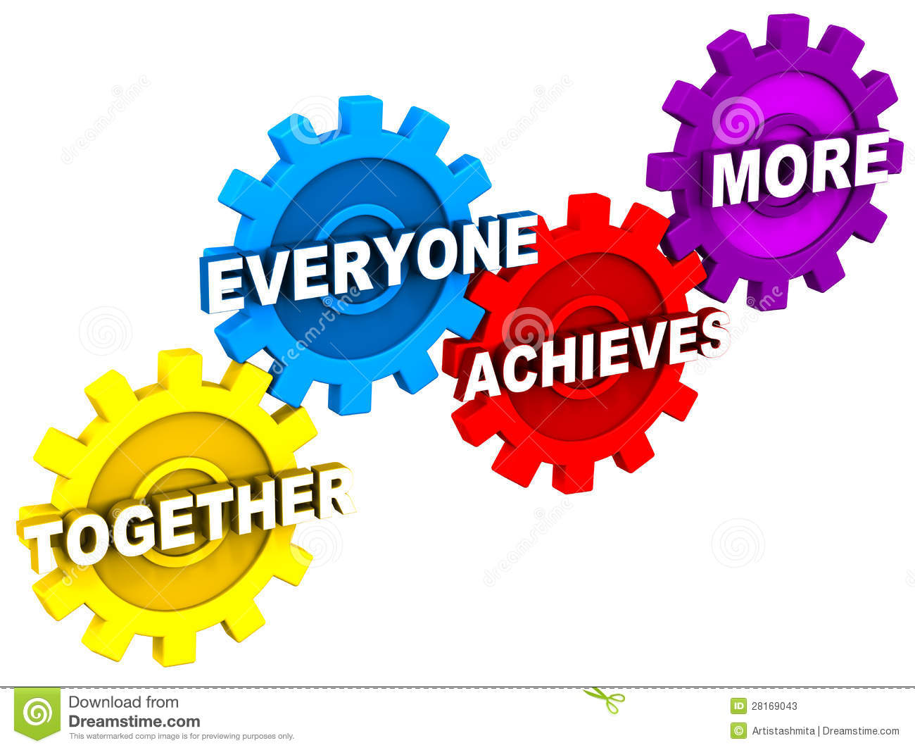 ... synchronization and harmony as underlying principle of teamwork
