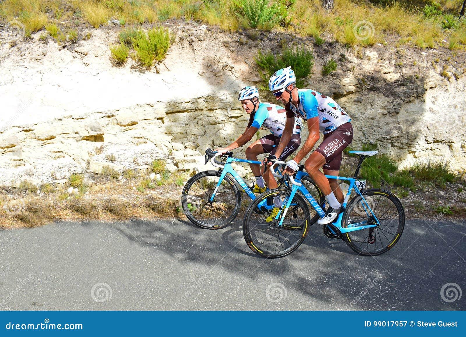 Team AG2R La Mondiale La vuelta España