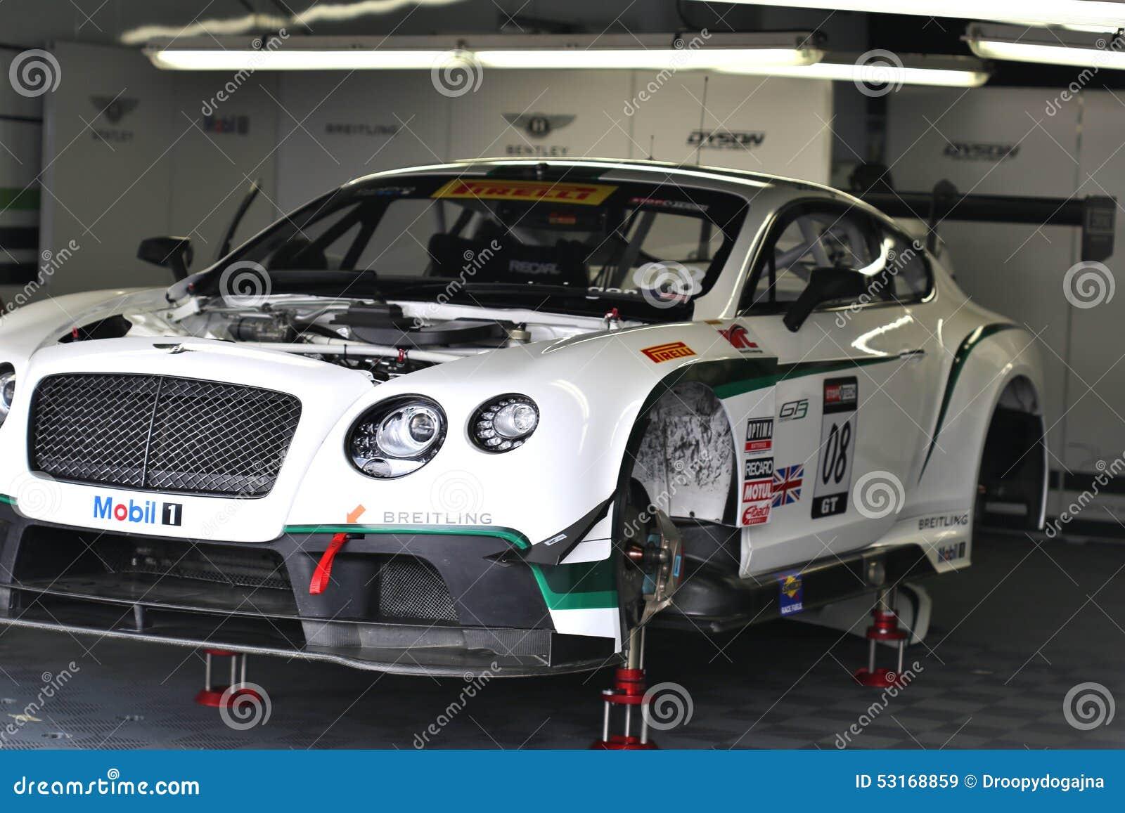 Team bentley gt3 editorial stock image image of bentley for Max motor dreams cost