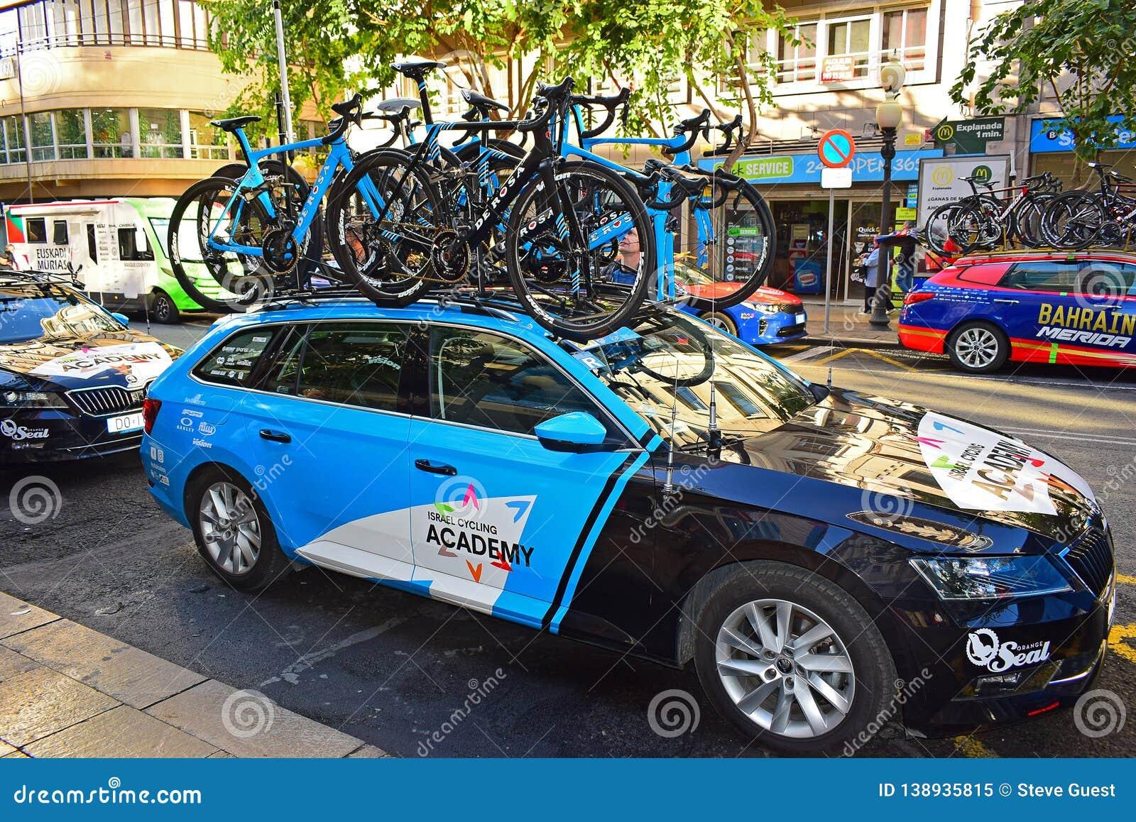 Israel cycling academy