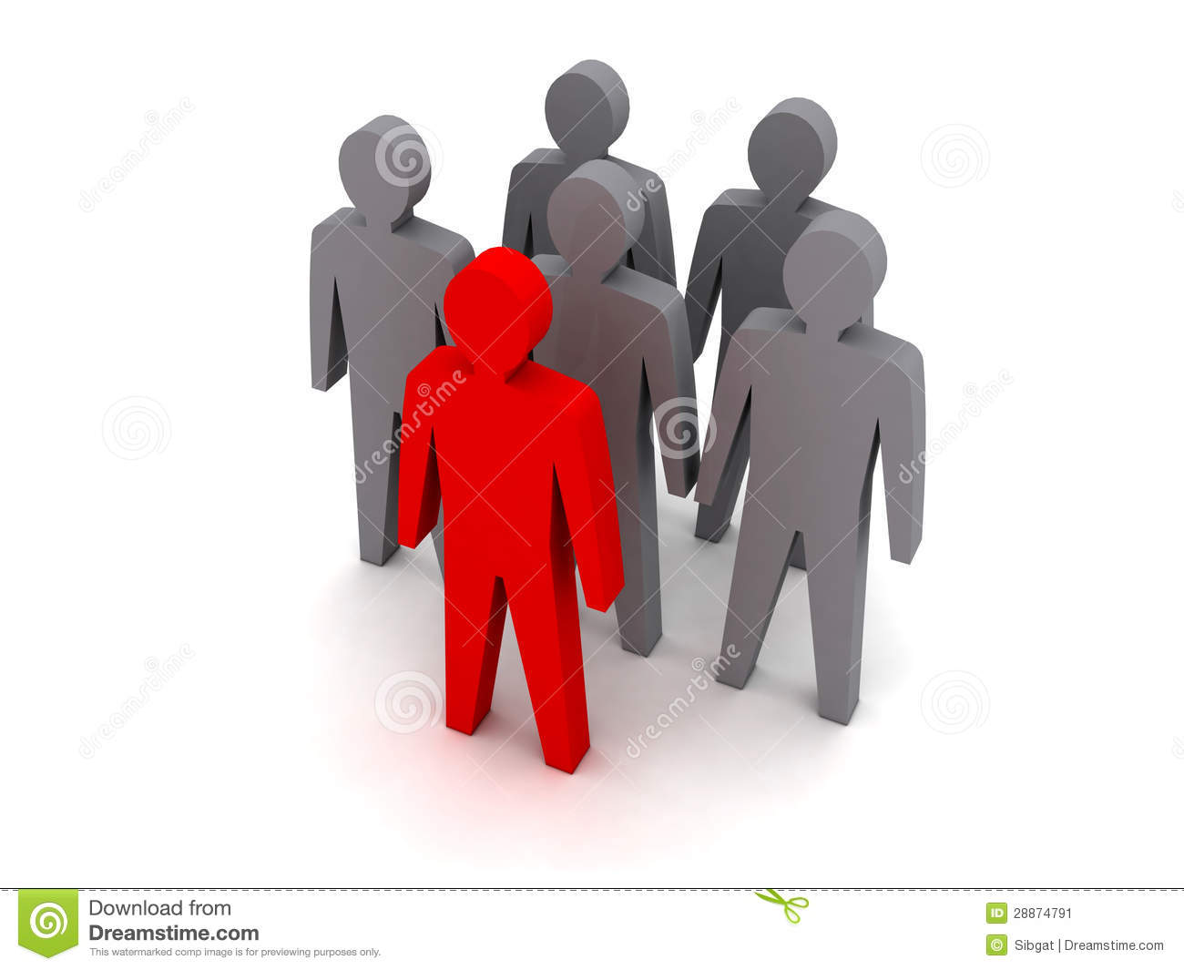 team leader company boss teamwork stock image image  team leader company boss teamwork