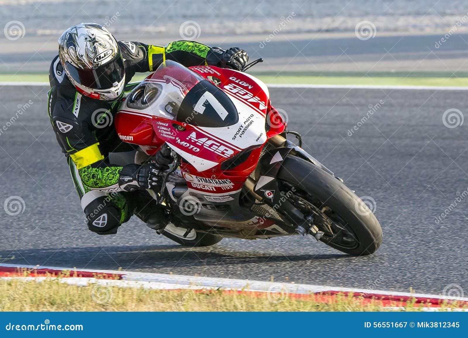 Team Sport Moto Passion 24 timmar uttålighet