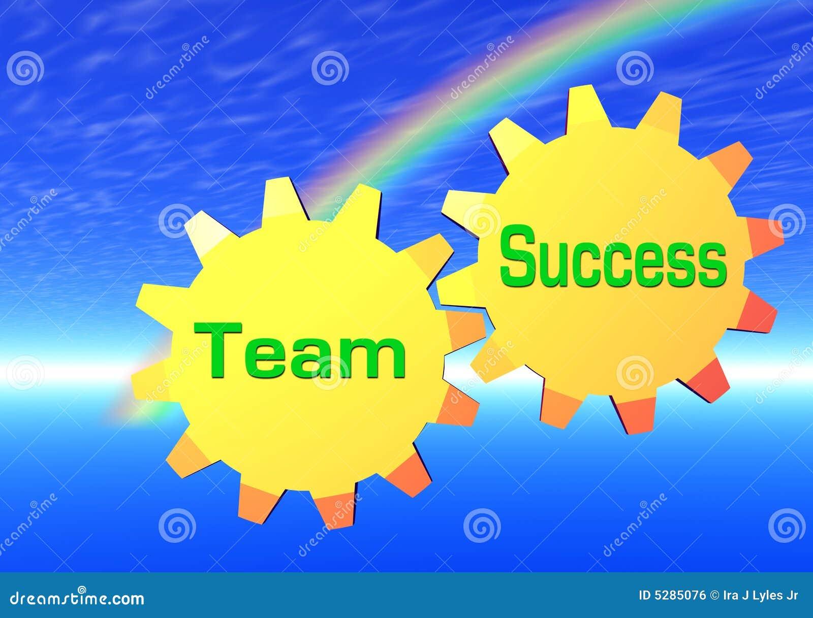 Team Success Royalty Free Stock Image Image 5285076