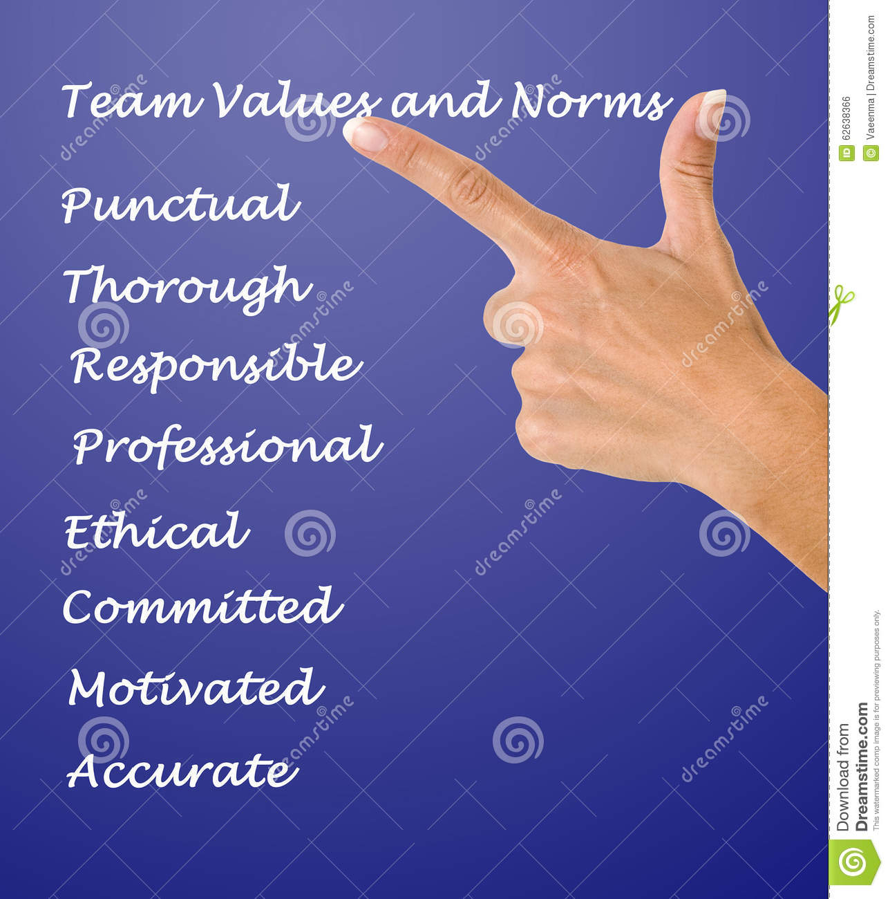 Team Values And Norms Stock Photo - Image: 62638366 People Working ... Octopus Blunt