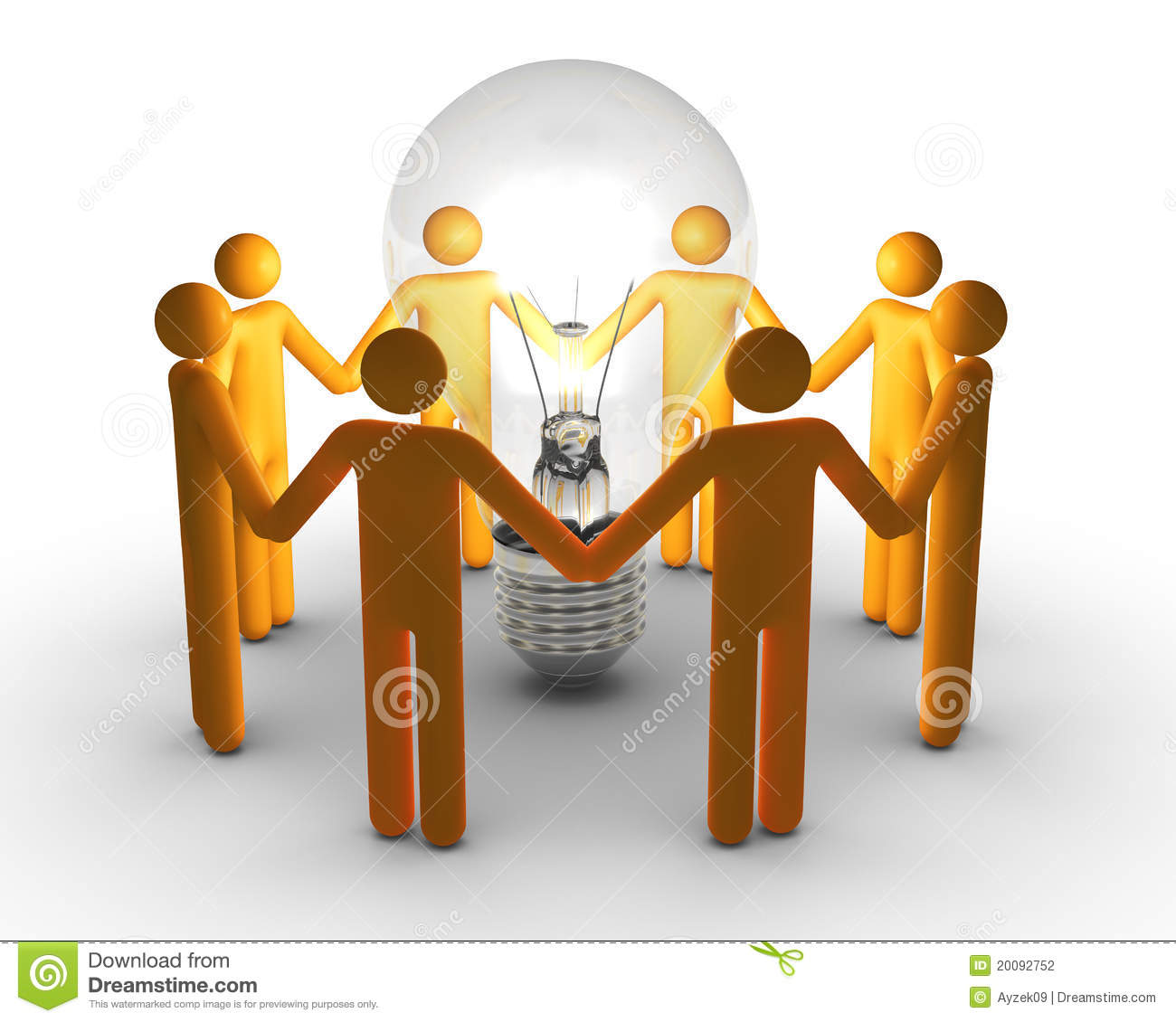 Team work for ideas stock photography image 20092752 for Team picture ideas