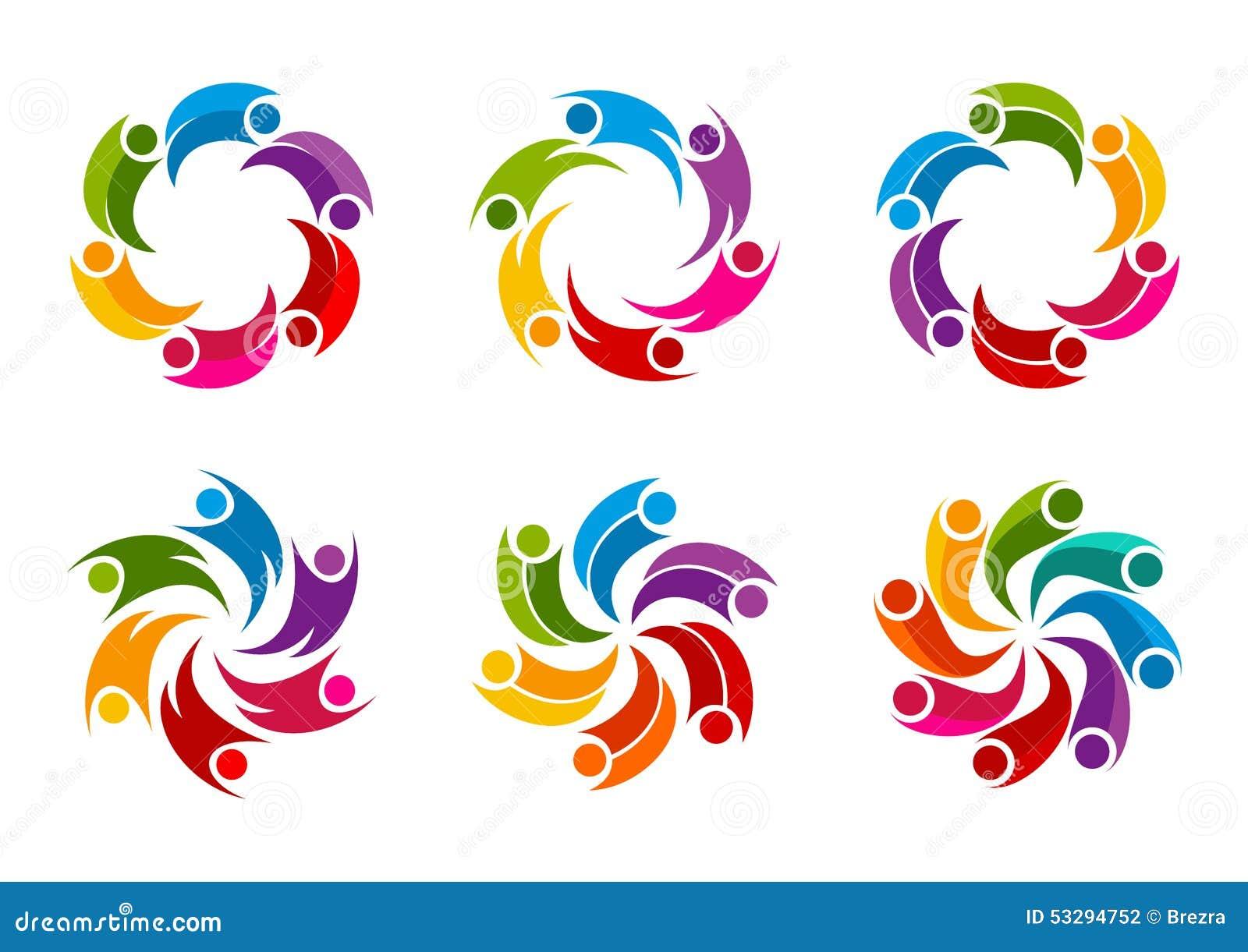 Team Work Logo Design