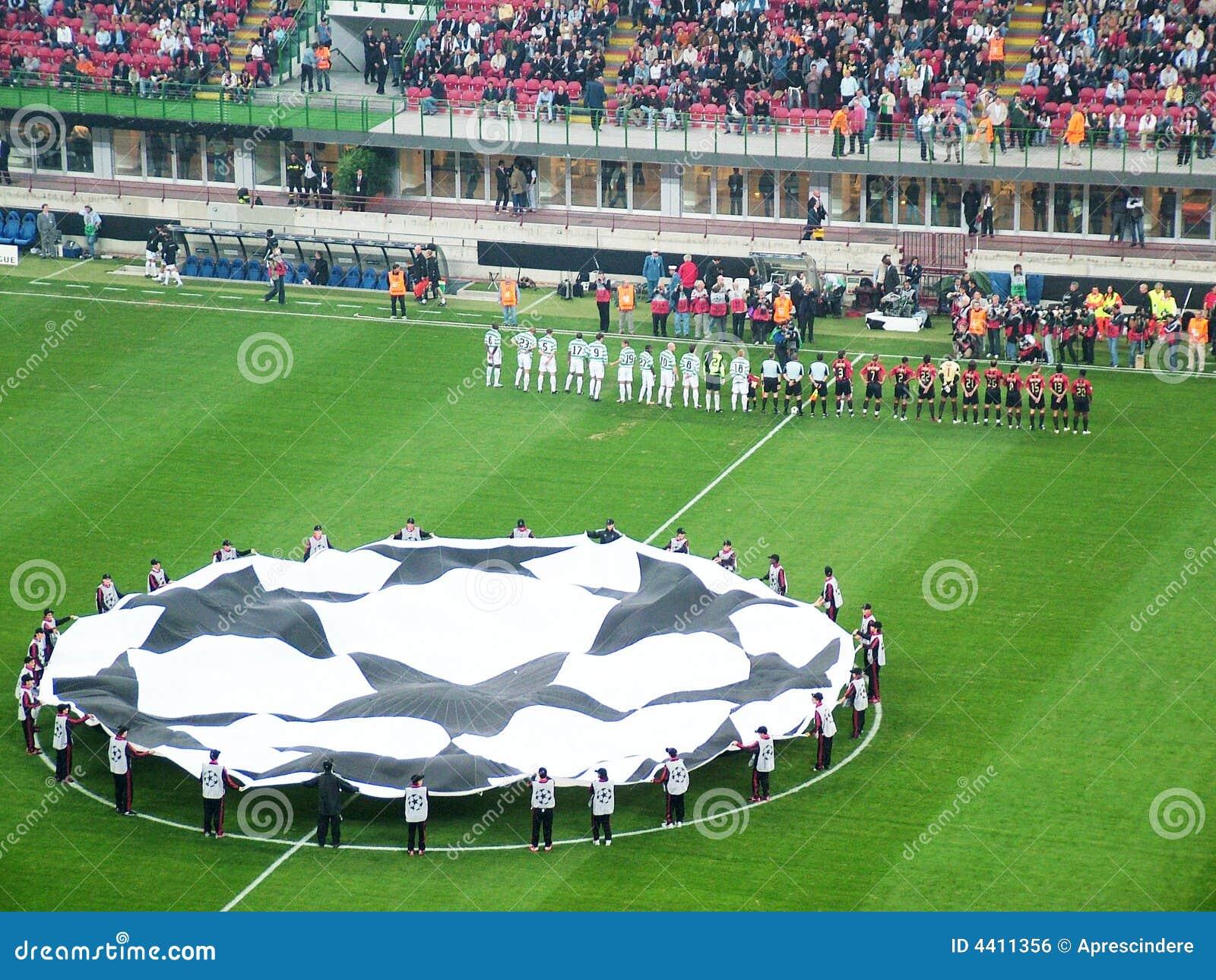 The teams presentation