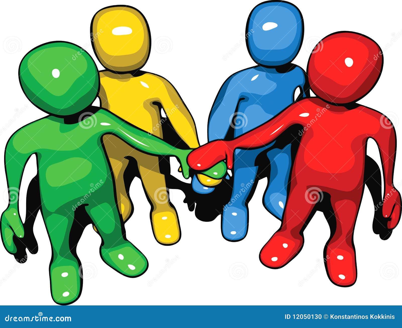 Teamwork Stock Photo - Image: 12050130