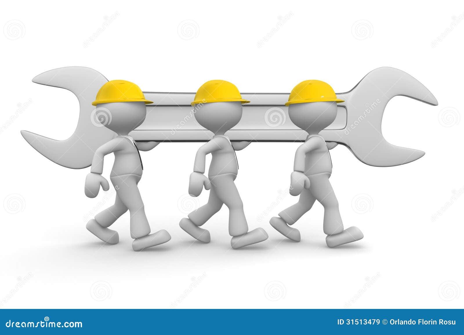 Teamwork lizenzfreie stockbilder bild 31513479 for 3d setup builder