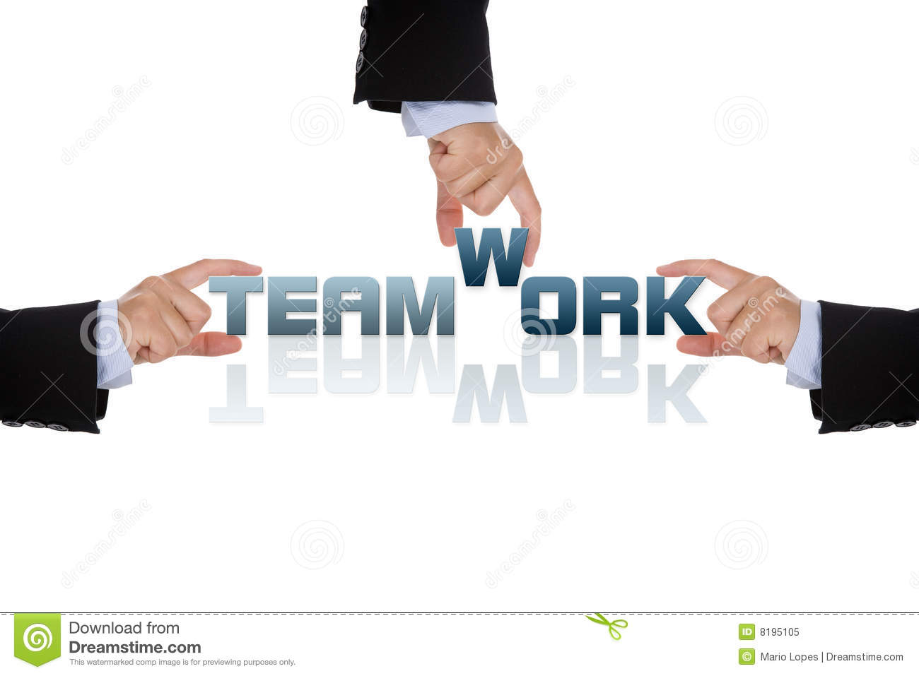 team work in business In addition to providing team members with experience, benefits of teamwork include increased efficiency, financial savings, innovation and morale improved morale teamwork allows employees to take greater responsibility for decision making and also allows team members to control more of the work process.