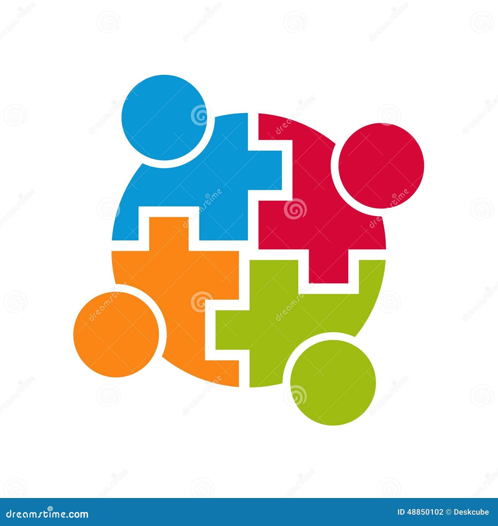 People logo. Tweeting stock vector. Illustration of ...