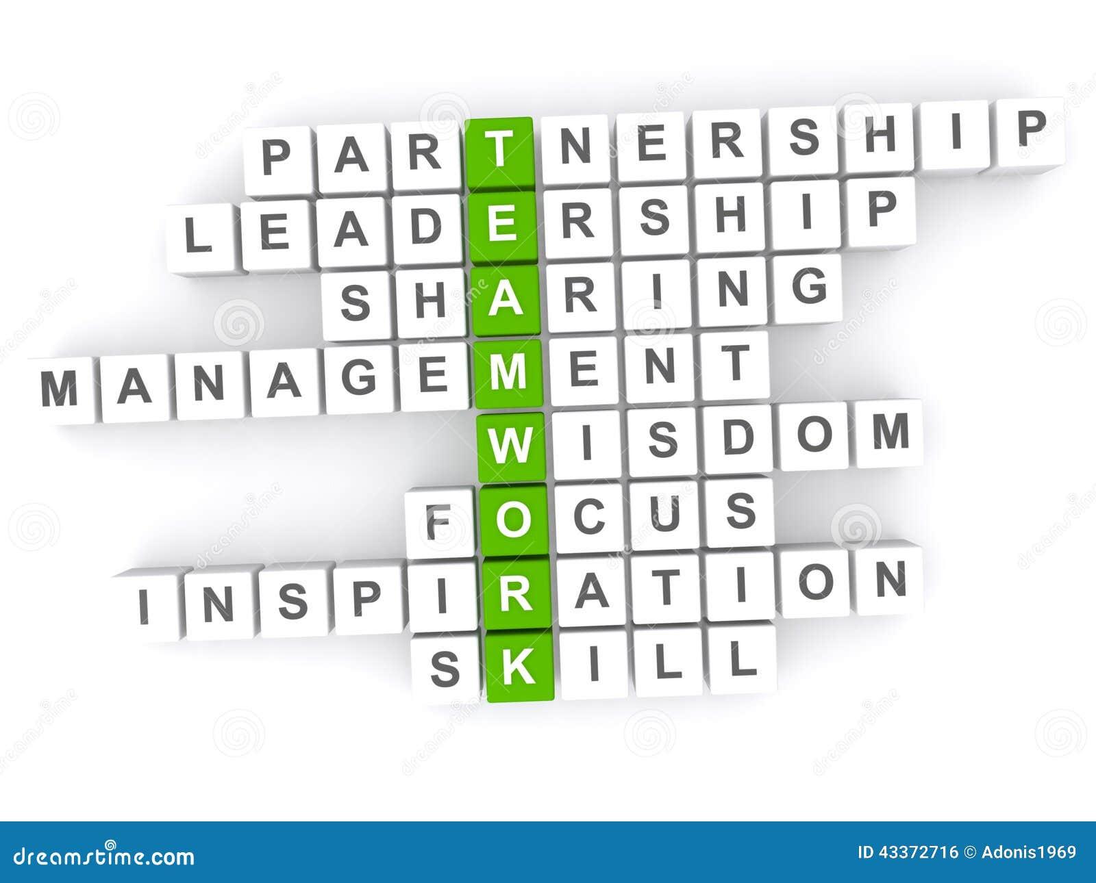 Teamwork Stock Illustration - Image: 43372716