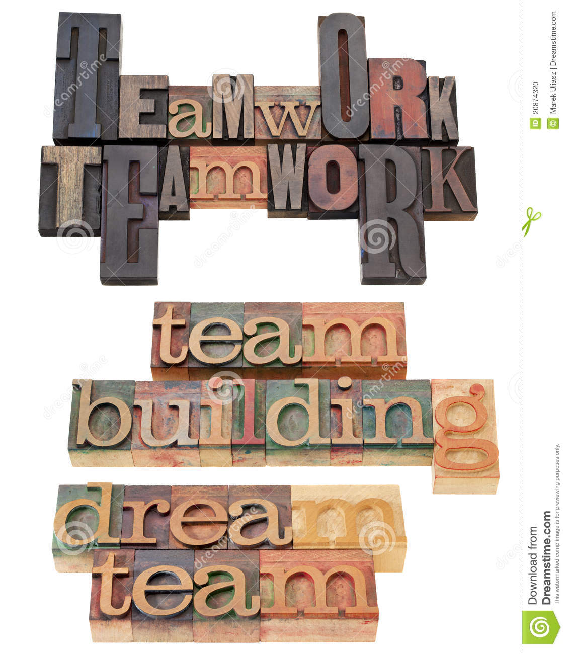 teamwork and teambuilding There are many types of work groups and teams in organizations few however  function at peak levels and unfortunately, not all work groups exhibit teamwork.