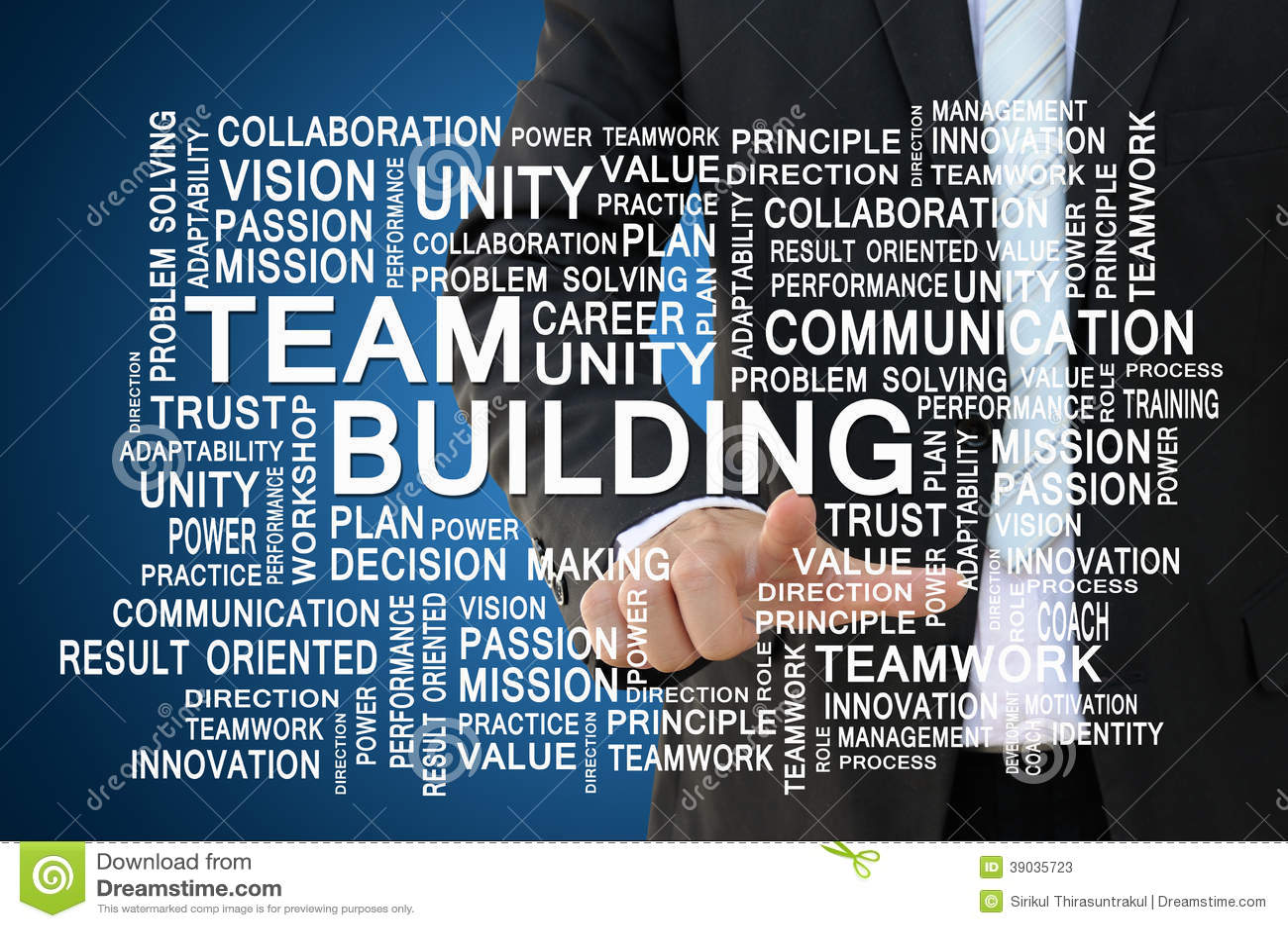 teamwork and team building pdf
