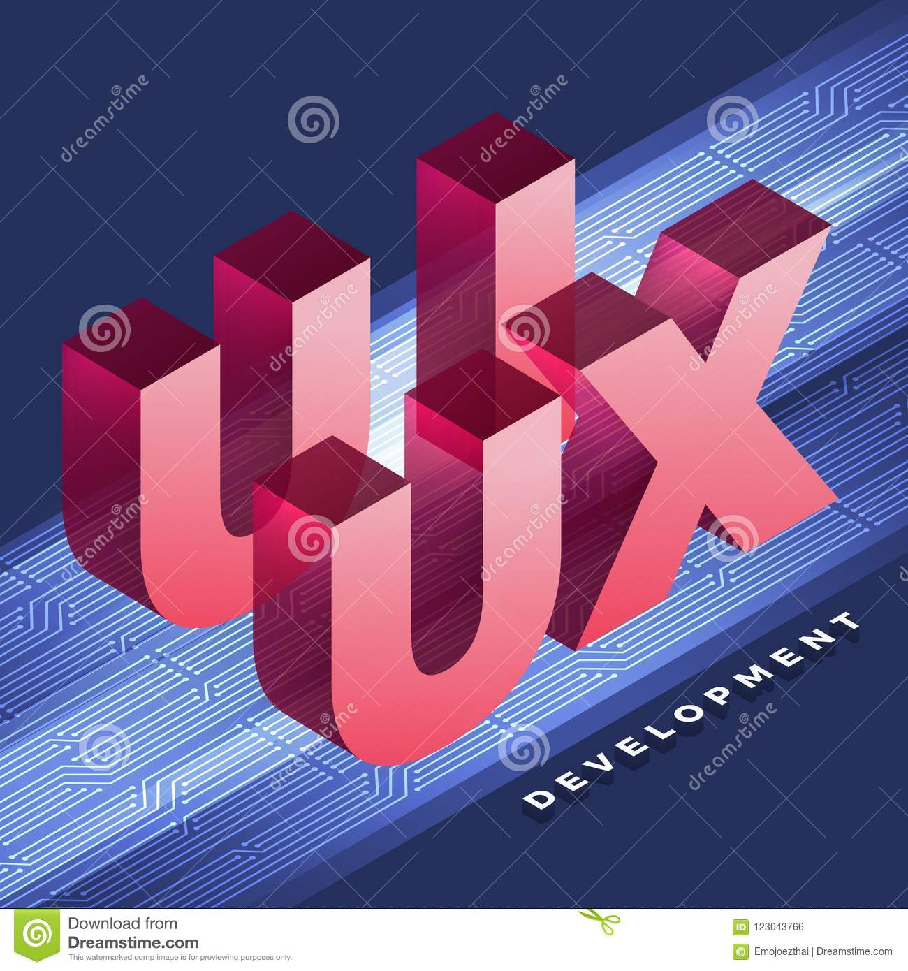 Ui Ux Developer >> Teamwork Ui Ux Developer Stock Vector Illustration Of Vector