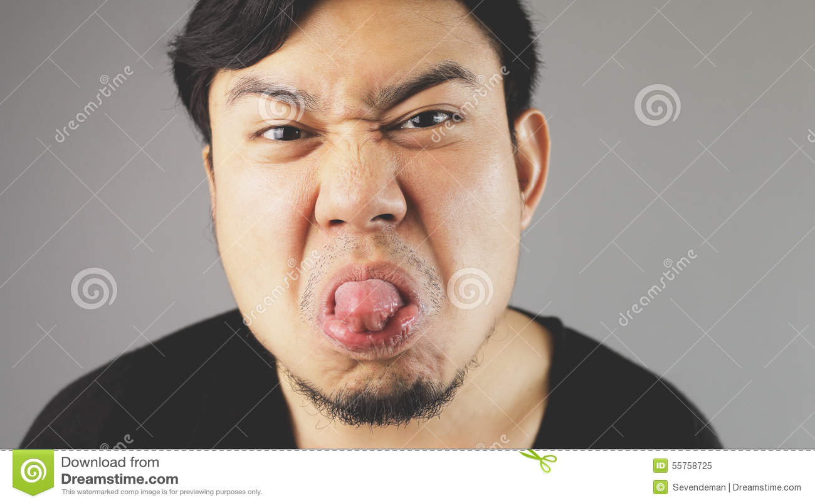 Teasing tongue